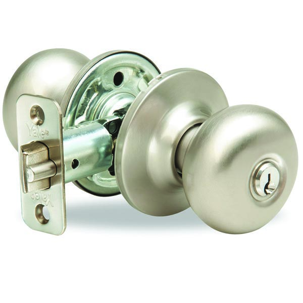 Yale-New-Traditions-Horizon-Entry-Door-Knob-Satin-Nickel