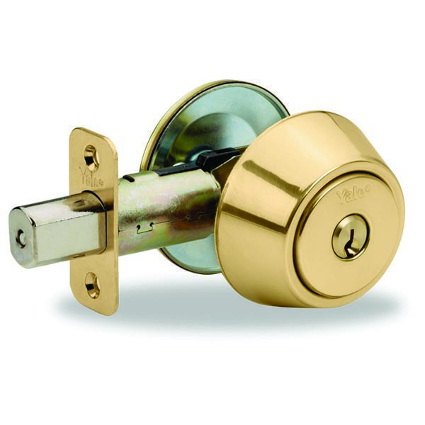 Yale-YH-Collection-Select-Single-Deadbolt-Polished-Brass