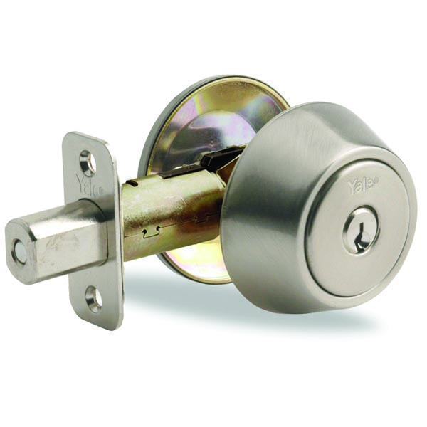 Yale-New-Traditions-800-Series-Single-Deadbolt-Satin-Nickel