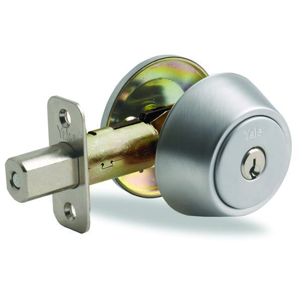 Yale-New-Traditions-800-Series-Single-Deadbolt-Satin-Chrome