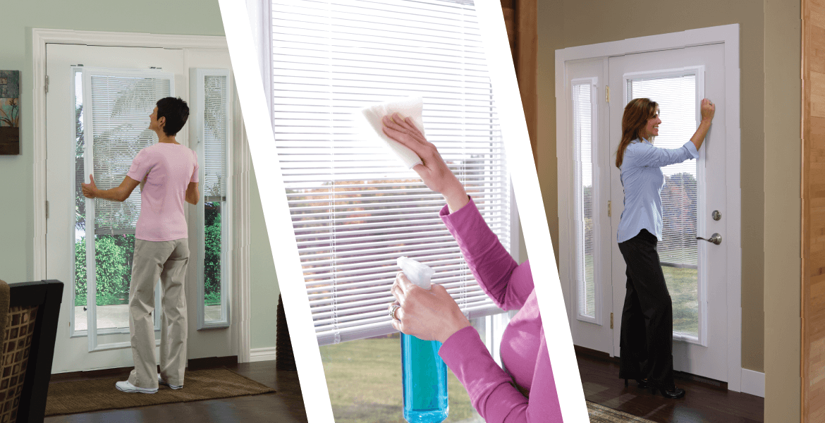 Odl Door Window Blinds For Entry Doors Kits And Reviews Zabitat