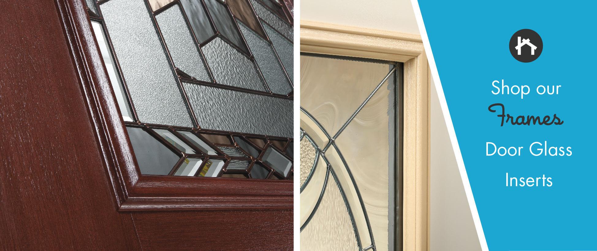 Door Window Frames Replacement Door Glass Frame Kits