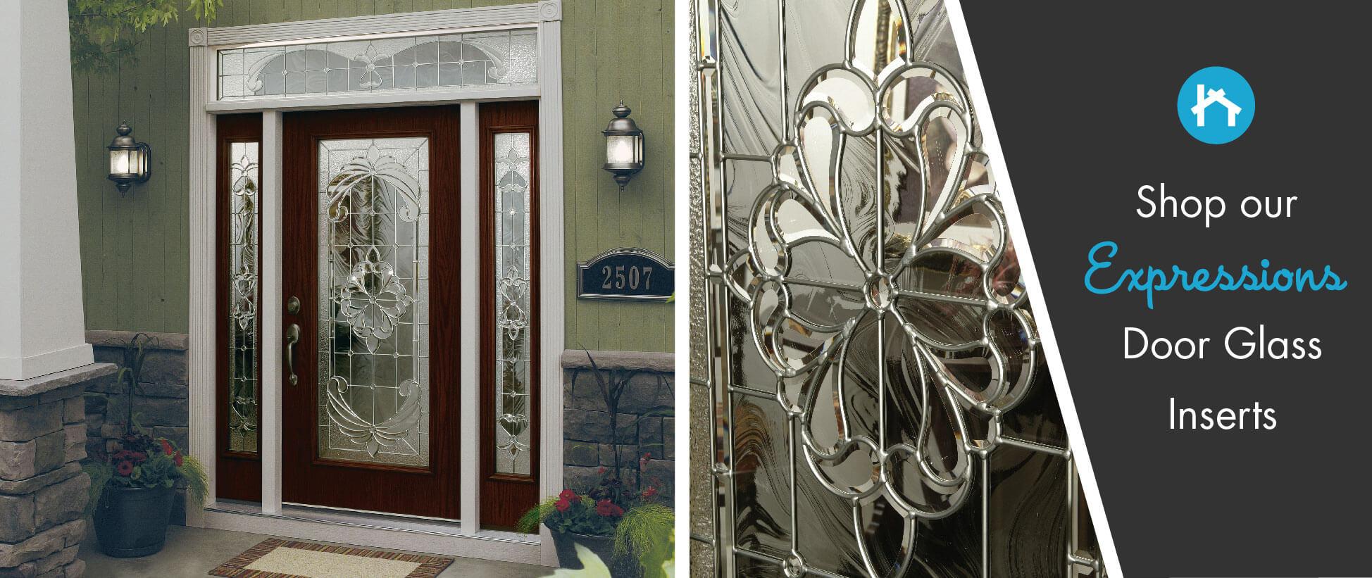 Classic Style Decorative Door Glass Inserts Odl Expressions Zabitat