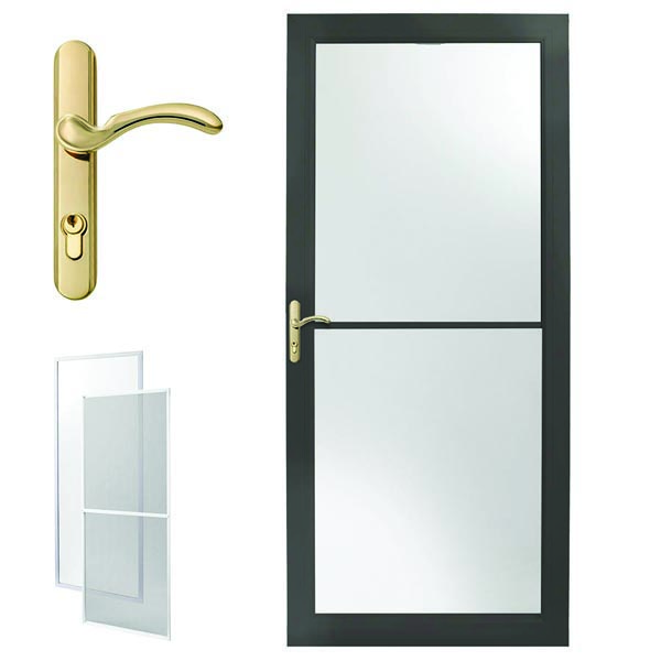 Astonishing How To Install Andersen Storm Door Handle Set