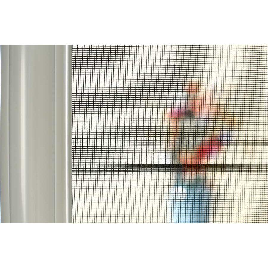 Odl brisa premium retractable screen for 6 39 8 hinged for Brisa retractable screen door