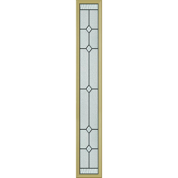 Odl carrollton door glass 10 x 66 frame kit zabitat - Odl glass door inserts ...
