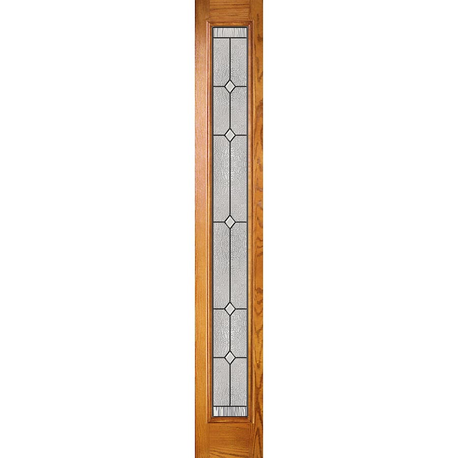 Odl carrollton door glass 10 x 82 frame kit zabitat - Odl glass door inserts ...