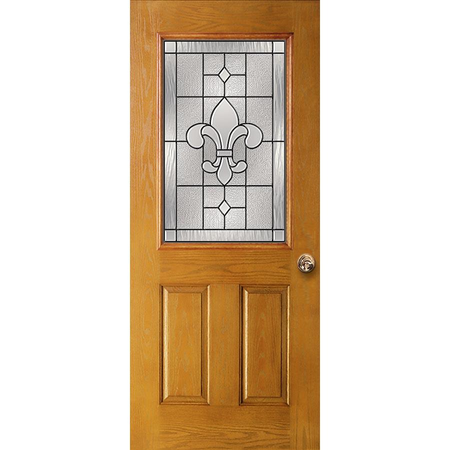 Odl Carrollton Door Glass 24 Quot X 38 Quot Frame Kit Zabitat