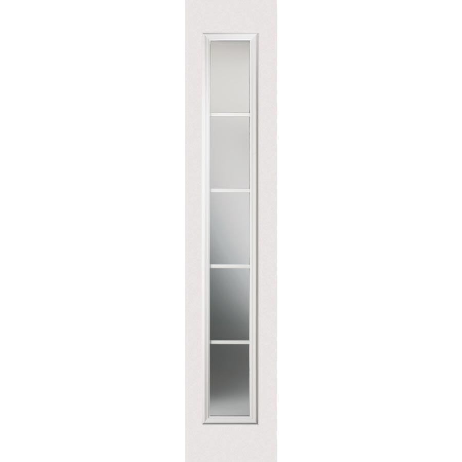 Odl clear low e door glass 5 light external grille 9 for 15 lite door insert