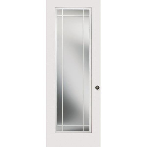 Odl Clear Door Glass 9 Light 5 8 Prairie Internal