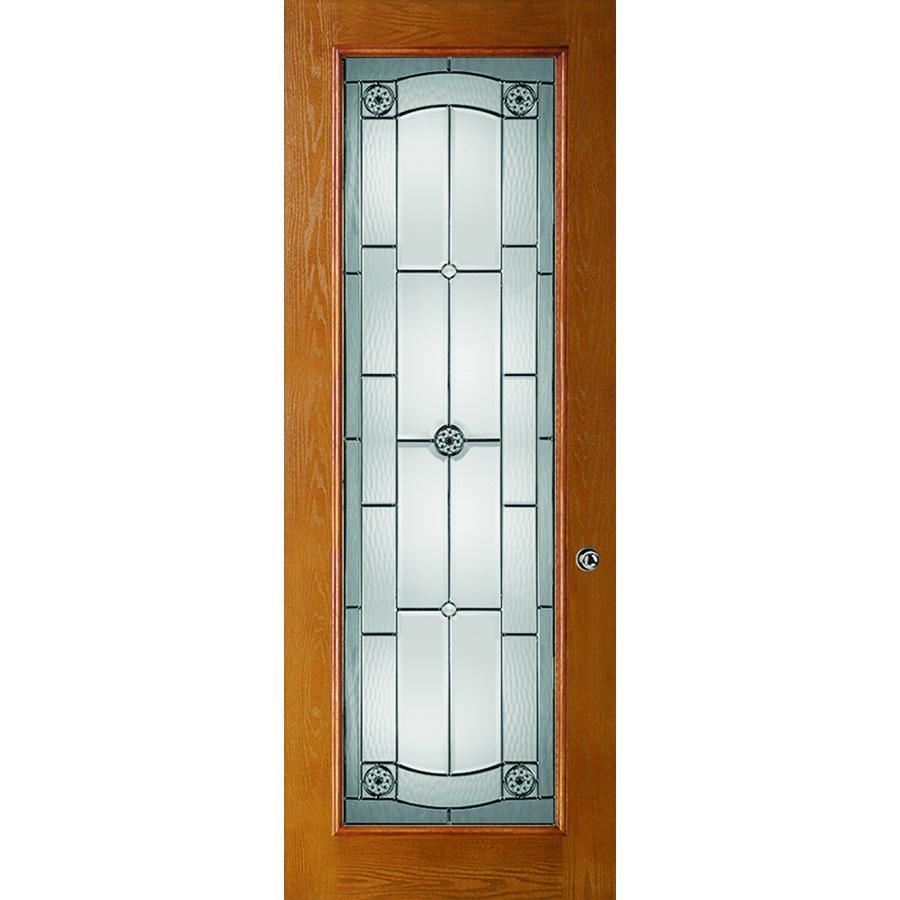 Western Reflections Elan Door Glass 24 Quot X 82 Quot Frame Kit