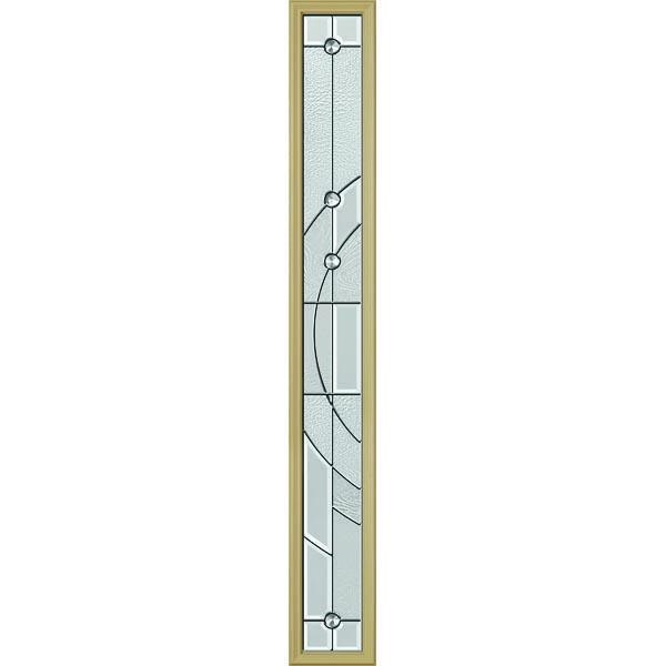 Odl entropy door glass 9 x 66 frame kit left panel zabitat - Odl glass door inserts ...