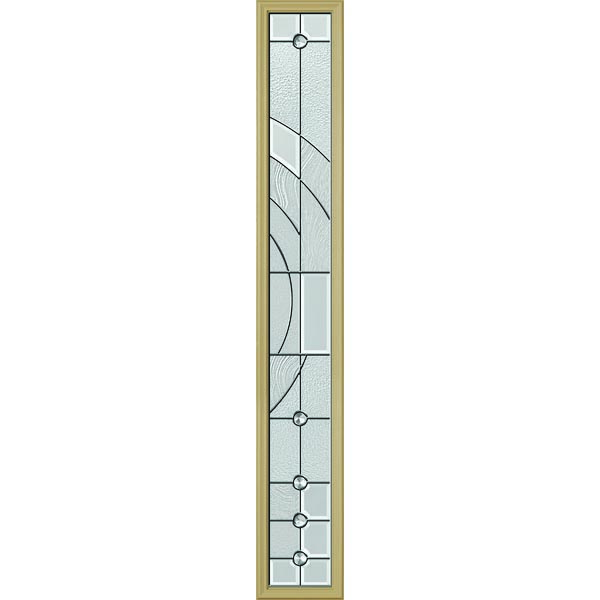 Odl entropy door glass 10 x 66 frame kit right panel for 10 panel glass door