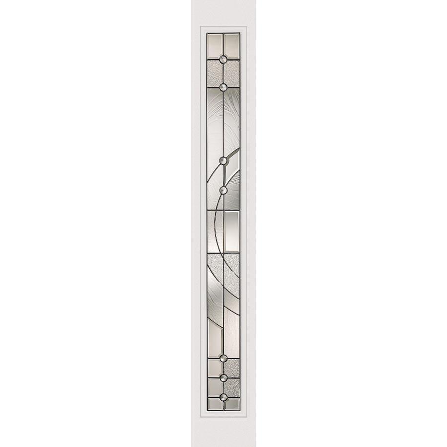 Odl entropy door glass 10 x 82 frame kit left panel for 10 panel glass door