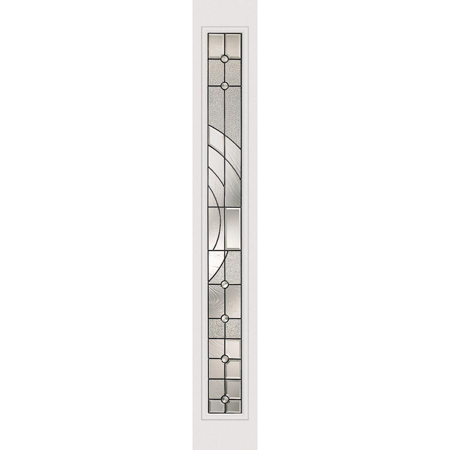 Odl entropy door glass 10 x 82 frame kit right panel for 10 panel glass door
