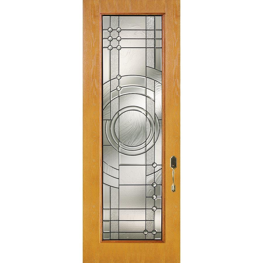 Odl entropy door glass 24 x 82 frame kit zabitat - Odl glass door inserts ...