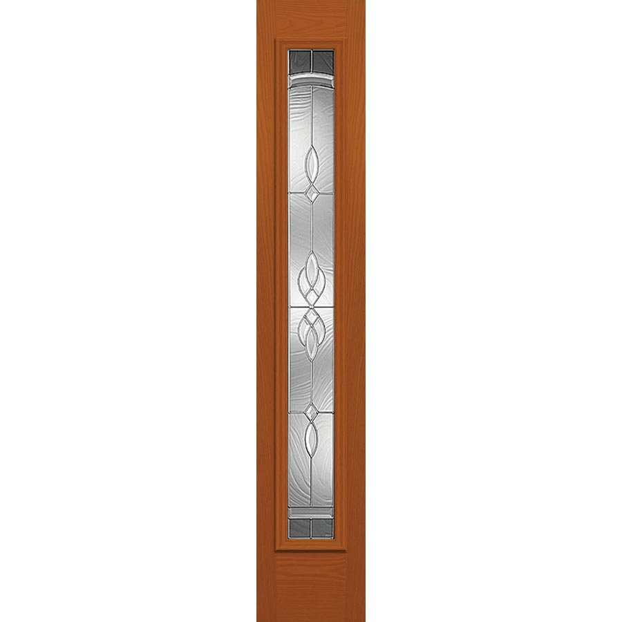 Western Reflections Fontana Door Glass 9 Quot X 66 Quot Frame