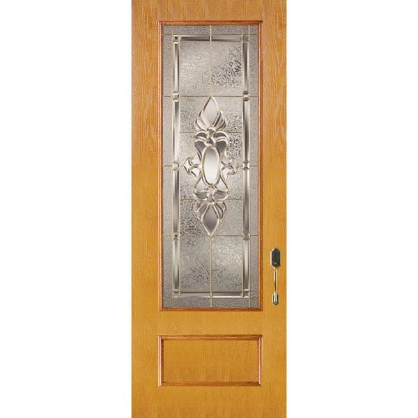 Odl Heirlooms Door Glass 22 Quot X 66 Quot Frame Kit Zabitat
