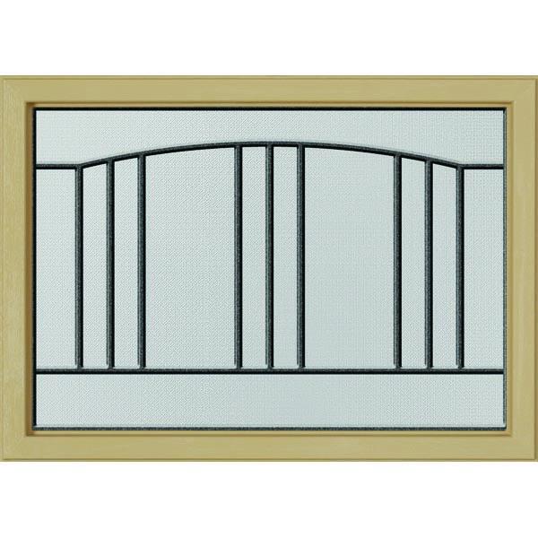 odl madison door glass 24 x craftsman frame kit zabitat. Black Bedroom Furniture Sets. Home Design Ideas