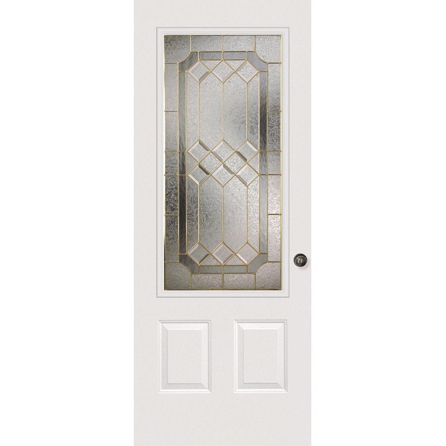 Odl majestic door glass 24 x 50 frame kit zabitat - Odl glass door inserts ...