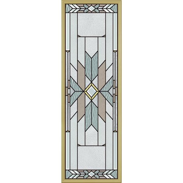 Odl mohave door glass 22 x 66 frame kit zabitat - Odl glass door inserts ...