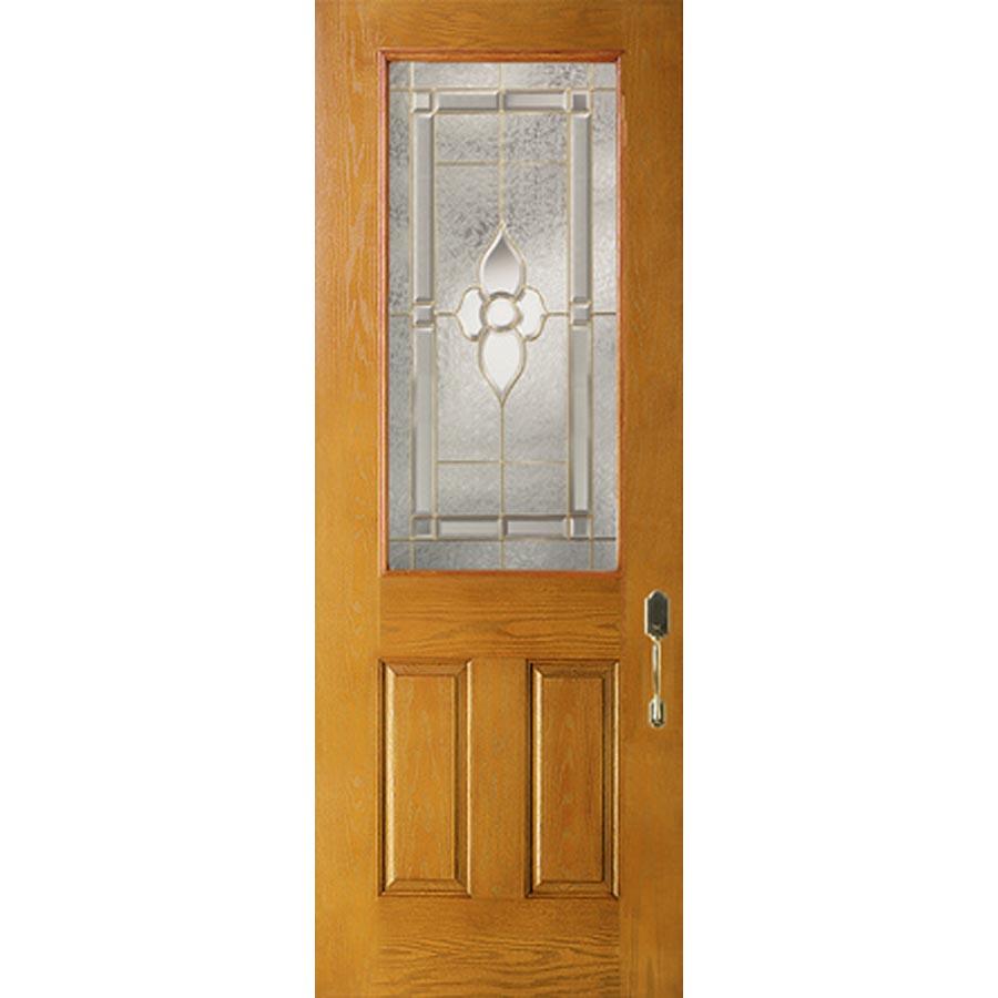 Odl nouveau door glass 24 x 50 frame kit zabitat - Odl glass door inserts ...