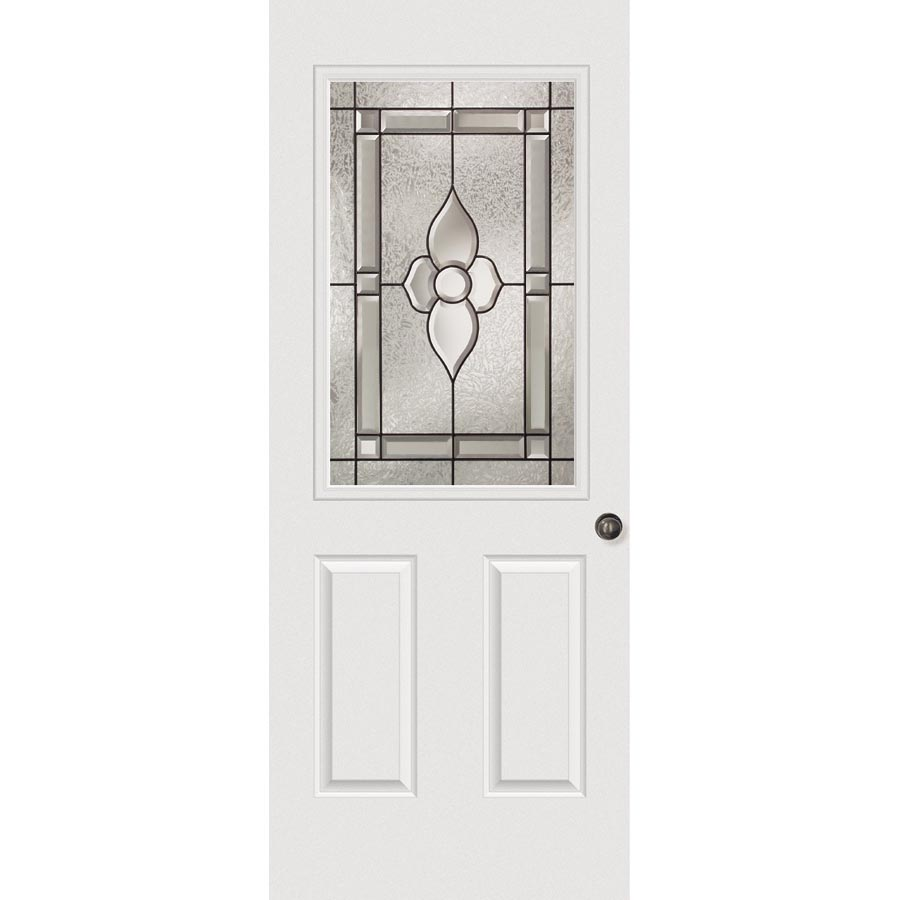 Odl nouveau door glass 24 x 38 frame kit zabitat - Odl glass door inserts ...