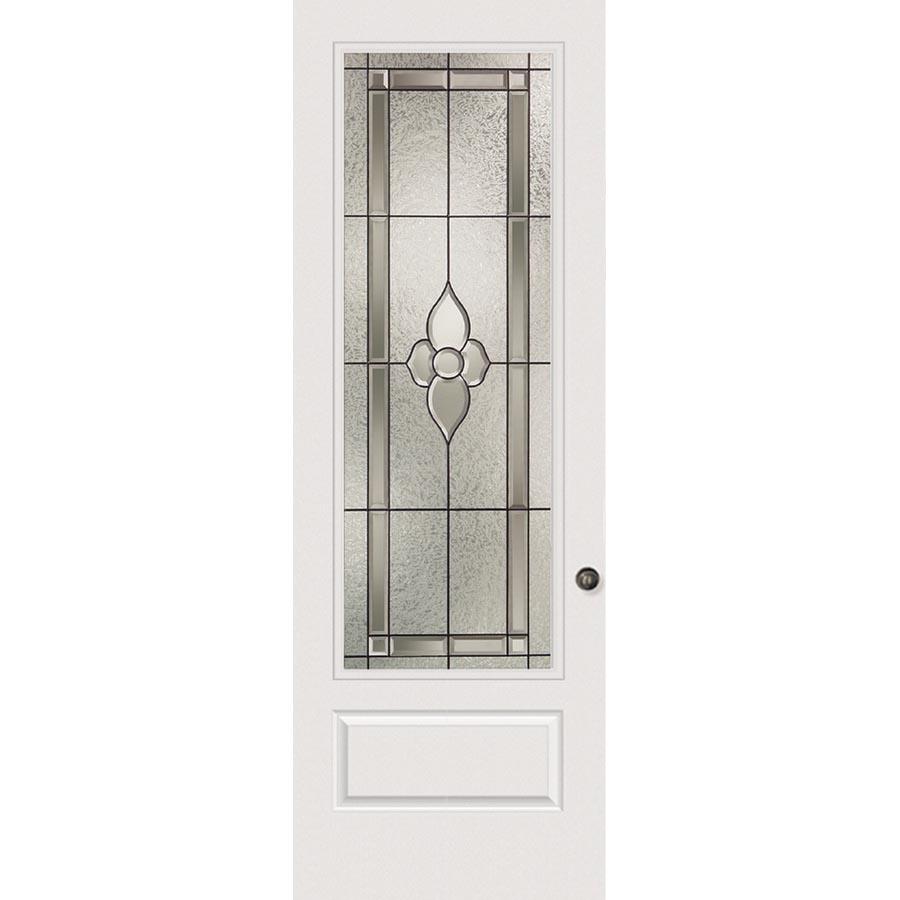 Odl nouveau door glass 24 x 66 frame kit zabitat - Odl glass door inserts ...