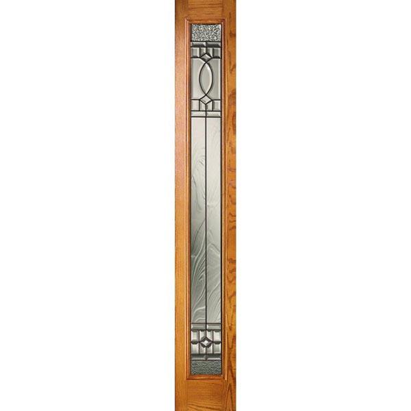 Odl paris door glass 10 x 82 frame kit zabitat - Odl glass door inserts ...