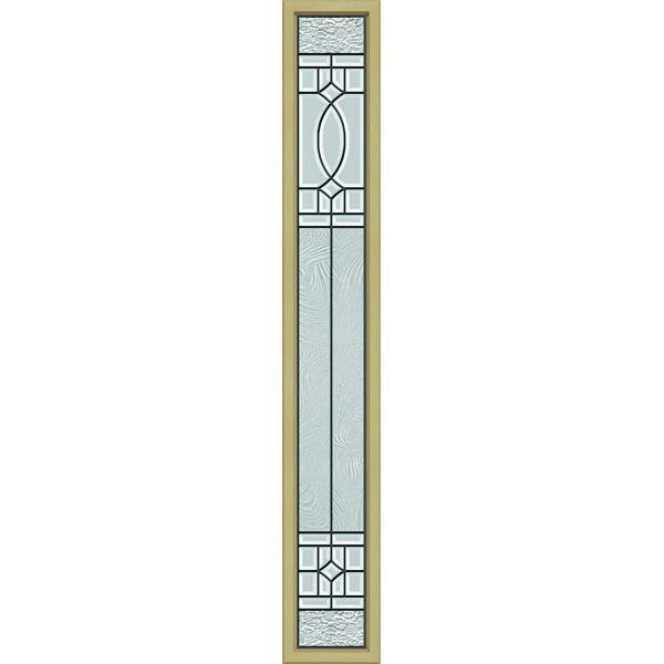 Odl paris door glass 10 x 66 craftsman frame kit zabitat - Odl glass door inserts ...
