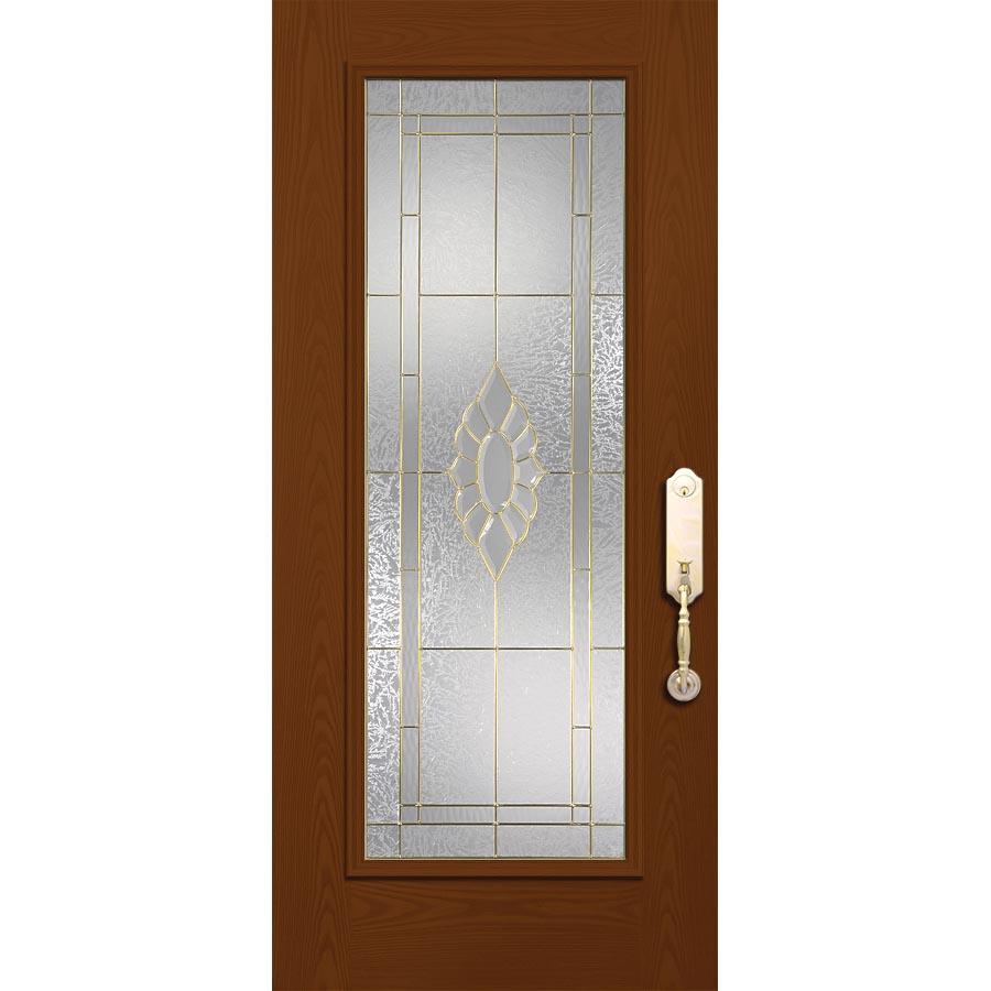 Western Reflections Princess Door Glass 24 Quot X 66 Quot Frame