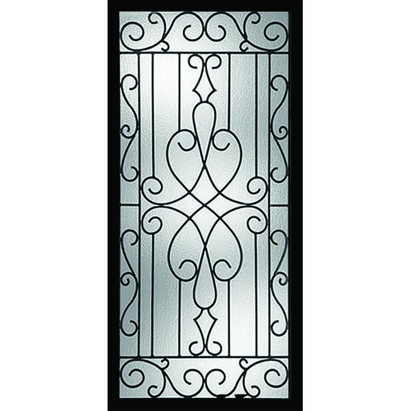 Western Reflections Wyngate Door Glass 24 Quot X 50 Quot Frame
