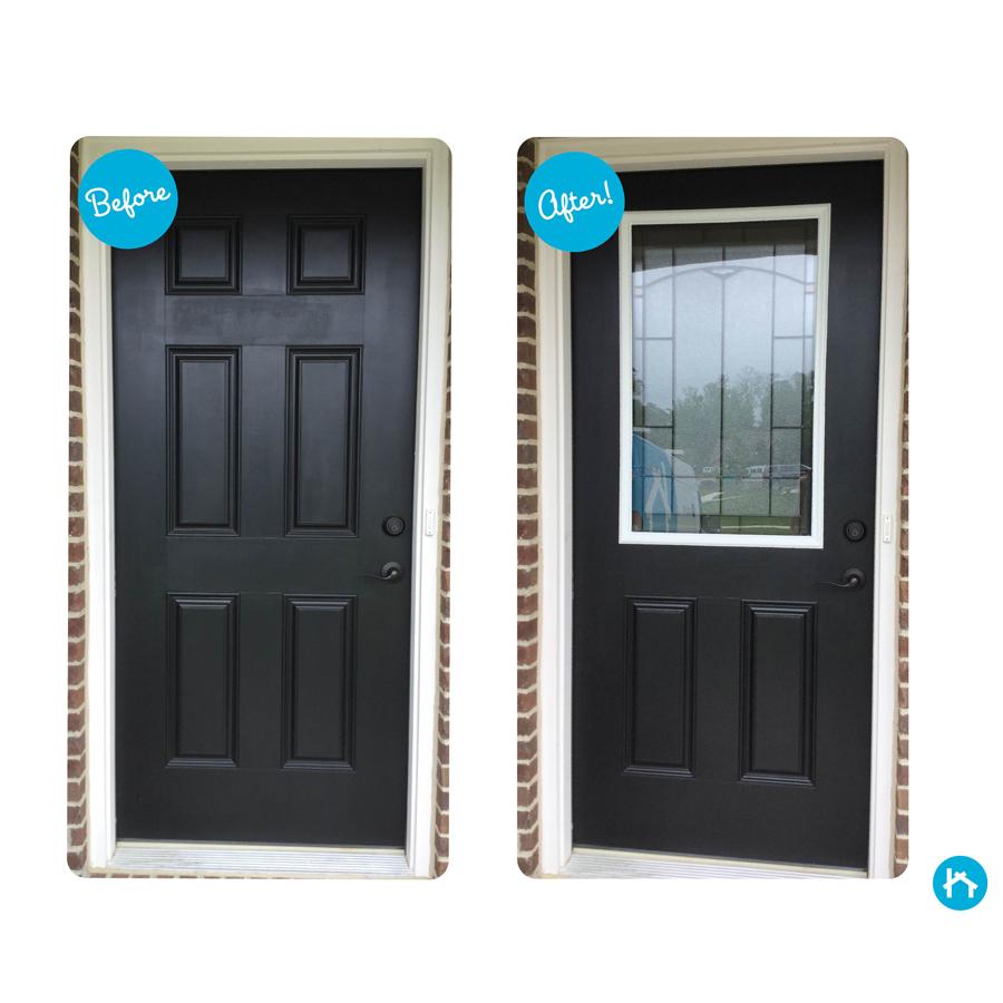 Odl topaz door glass 22 x 38 frame kit zabitat - Odl glass door inserts ...
